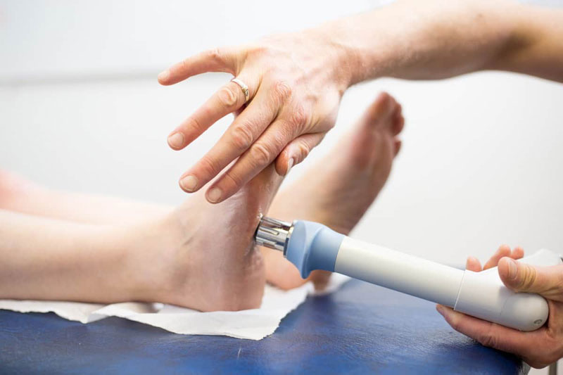 Podiatry Testing | The Nantwich Clinic | Health Care Self Care | Nantwich | Cheshire
