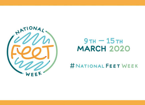 National Feet Week 2021 | The Nantwich Clinic | Health Care & Self Care | Nantwich | Cheshire