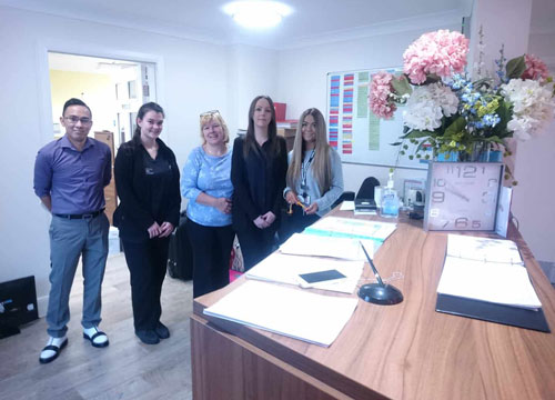 Visiting Some Old Friends | The Nantwich Clinic | Health Care & Self Care | Nantwich | Cheshire