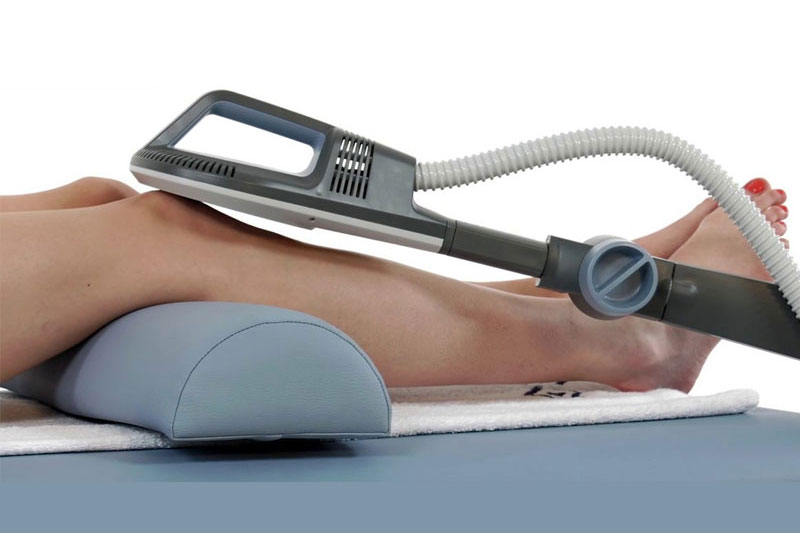 Pain Relief - SIS Therapy Knee - The Nantwich Clinic - Podiatrist near Crewe