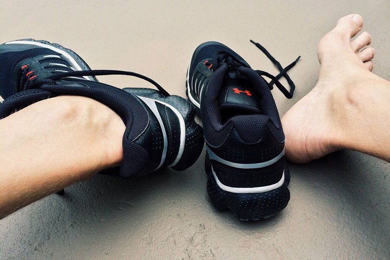 Athletes Foot - The Nantwich Clinic | Podiatry Clinic | Podiatrist near Crewe